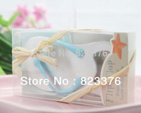 Wholesale Freeshipping Pop the Top Flip Flop Bottle Opener Wedding Favors Gift