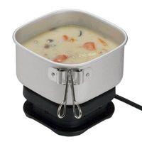 Wholesale Global voltage versatile portable induction cookers travel pot student furnace single people oven work personnel cookers v v L