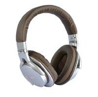 Cheap Head wearing type wireless Bluetooth Headset card MP3 Headset bass universal computer headset headphones