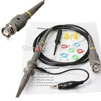 Wholesale High Quality Digital Oscilloscope Scope Clip Probes P6100 For DC MHz x1 x10 V For Tektronix