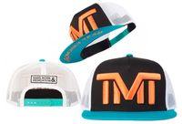 mesh snapback hats - Hot Sale TMT the money team mesh snapback hip hop hats hiphop caps snapbacks hat summer baseball caps TY
