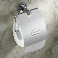 bathroom tissue brands - Aluminum Bathroom Toilet Paper Holder Roll Tissue Wall Mounted Holder Rack Brand New