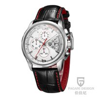 auto town - New sport Pagani Design Bo Jia Town parkour style brand men s chronograph watch free drop shipping