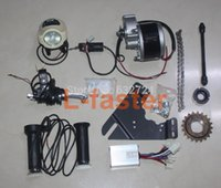electric motors - 24V W ELECTRIC BIKE CONVERSION KIT E BIKE KIT ELECTRIC SCOOTER BICYCLE GNG ELECTRIC MOTOR SIDE MOUNTED