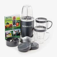 bullets - Hot item NutriBullet Nutri Bullet Juicer w Blender Mixer Extractor with guides UK AU Plug new item