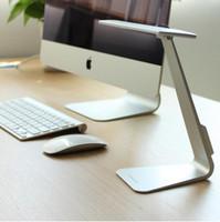 Wholesale 2016 New Slim led lamp work study work lamp night light Flexible Clips LED Light Table Desk Lamp Adjustable brightness USB Charge Hot