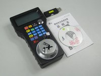 Wholesale Version Wireless Electronic Handwheel MPG USB Mach3 for remote control CNC engraving Machine
