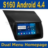 Wholesale Winca S160 Android System Car DVD GPS Headunit Sat Nav for Mitsubishi L200 Triton with Radio Stereo G Wifi