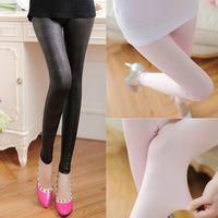 leather pants leggings - Leather Pants Female Snake Skin Style Faux Leather Leggings Good Spandex Nine Pants