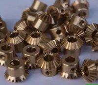 bevel gear module - 0 M T copper bevel gear bore mm small module gear