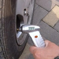 Wholesale LCD Digital Tire Tyre Air Pressure Gauge Tester Tool For Car Motorcycle New Dropping Shipping