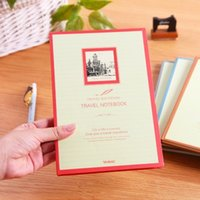 Wholesale 4pcs Korean creative stationery K64 pieces environmental protection paper memorial hard copy