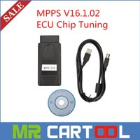 benz factory - 2015 Factory price MPPS V16 ECU Chip Tuning Scanner For EDC15 EDC16 EDC17 Inkl CHECKSUM With Multi Language