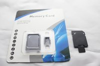 Cheap Wholesale Micro SD Card Class 10 SDHC card 128GB TF Memory Cards with Free SD Adapter Packaging Free DHL 60pcs lot