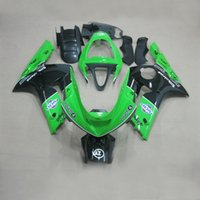 kawasaki zx6r fairings - Motorcycle Fairing Fairing Kits ABS Plastic Materials Cheaper Motorcycle Parts Pieces Set For Kawasaki Ninja ZX R