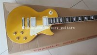 gold top - OEM Factory Top Quality Les Standard Gold Top vos Goldtop LP Electric Guitar