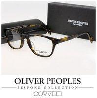 Wholesale Oliver peoples Larrabee brand men ande women eyeglasses fashion myopia eyewear glasses frames