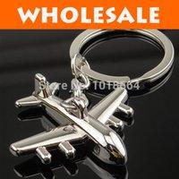 airplane key holder - fighter aircraft airplane keychain chaveiro key chain llaveros key ring porte clef key holder key keyring for promotion
