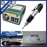 Wholesale Japan Original HIOS Precision Screwdriver CL with CLT power supply electronic screwdriver H5 bit kfg cm