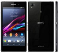 Wholesale Original SONY Xperia Z1 G Lte L39H C6903 Mobile Phone Quad Core GB RAM GB ROM MP Smartphone Refurbished