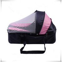 Wholesale High Quality Imported Wood Fibreboard Baby Carry Cot Travel Bed Basket New Fashion Baby Products Bassinet Months