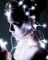 Wholesale NEw Arrival M LEDs LED string Mini Fairy Lights battery operated fairy lights led string lights waterproof Christmas Decoration lights