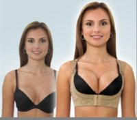 Cheap DHL New Far Infrared Rays Sexy Breast Back Support Body Bustline Shaper Push Up Bra AL-08