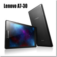Wholesale Original Lenovo TAB A7 inch Quad Core Android4 G Phone Call GB GB Tablet PC GPS GSM WCDMA Wifi G Sensor
