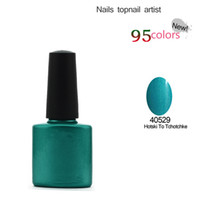 base painting - 10 Any colors base coat top coat nail polish Soak off UV LED Nail Gel Polish for nail art ml