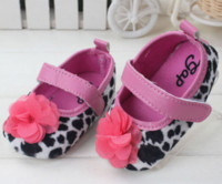 baby shoes pictures - lovely baby girl flower leopard soft sole shoes prewalkers shoe flower picture shoe dog shoe dog