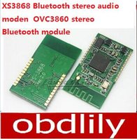 Wholesale XS3868 Bluetooth stereo audio moden master OVC3860 stereo Bluetooth module the module module