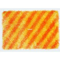 acrylic floor mats - 10pcs floor carpet cheap rug Factory direct home essential fine color twill latest anti skid pad mats