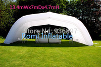 Wholesale backyard giant Inflatable marquee tent outdoor party events tent