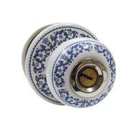 ball door lock - Ceramic lock the door when indoor European ball lock hold hand lock copper core S