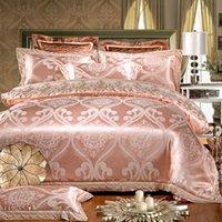 Cheap hot silk Best 4pc bedding