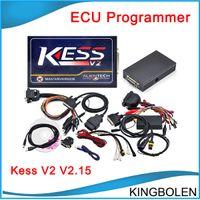 Engine Analyzer toyota engine - 2015 Newest KESS V2 V2 OBD2 Manager Tuning Kit unlimited Token Kess V2 FW V4 Master version ECU chip tuning DHL