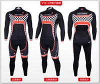 Wholesale DHL Free Hot Selling Cycling Jersey Set Winter Thermal Cycling Clothes Fluo Yellow Green Bicycle Wear High Quality Bike Clothes