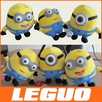 3d movie - Despicable ME Toy Movie Plush Toys cm Minion Jorge D eyes Stewart Dave NWT with tags DHL