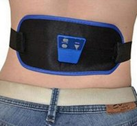 ab muscle belt - New Belt AB Massage Slim Fit Gymnic Front Muscle Arm leg Waist AbdominalToning health care body massage