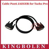 Wholesale Cable P206 JAEGER for Tacho Universal NO Cable Tacho Pro