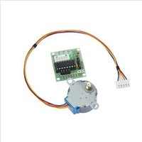 Wholesale Test Module Board ULN2003 Line Phase V Stepper Motor BYJ With Drive