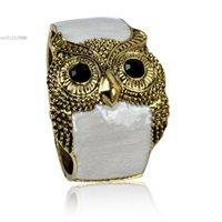 al por mayor esmalte antigua pulsera de oro-Venta al por mayor-Moda de las mujeres