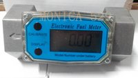 Wholesale OFF SALE Oil flow meter fixed on oil gun from factory directly