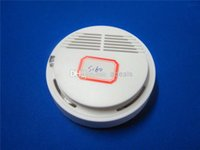 Cheap Wireless Smoke Detector Sensor for Wireless GSM Alarm System Home Security Fire Alarm