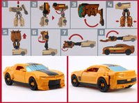 Wholesale Best sales free Christmas hornet Series Autobots Ironhide BOSS Robot STYLE hasbro Toys children gift c3