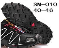 man and women - New Solomon Speedcross women and men Athletic Shoes Running Shoes Zapatillas Men Walking Ourdoor Sport Shoe