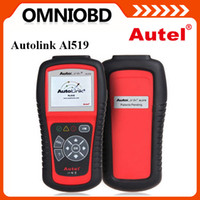 auto diagnosis scanner - Autel AutoLink AL519 OBDII EOBD Auto Code Scanner with modes diagnosis TFT color display Work on ALL and newer vehicles