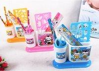 Wholesale Free ship set kids Children s stationery gift stationery set School supplies birthday gift