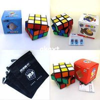 Wholesale Shengshou Value Pack Black x3x3 Standard V2 Wind X PouchesB791