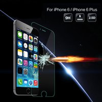 Wholesale Temperated Glass Screen Protector mm Explosion Proof Film Guard Replacement For Iphone G S G S C G P